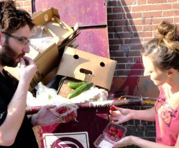 Se nourrir dans les poubelles – Reportage vidéo