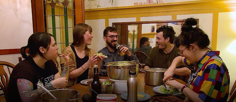 La Cafétéria: le bonheur de vivre en communauté!